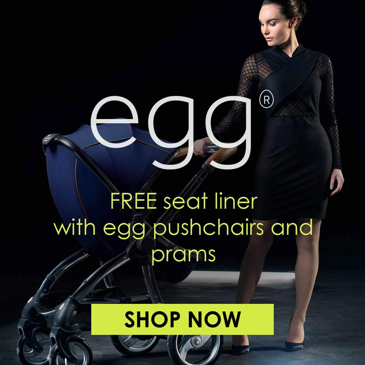FREE egg Seat Liner