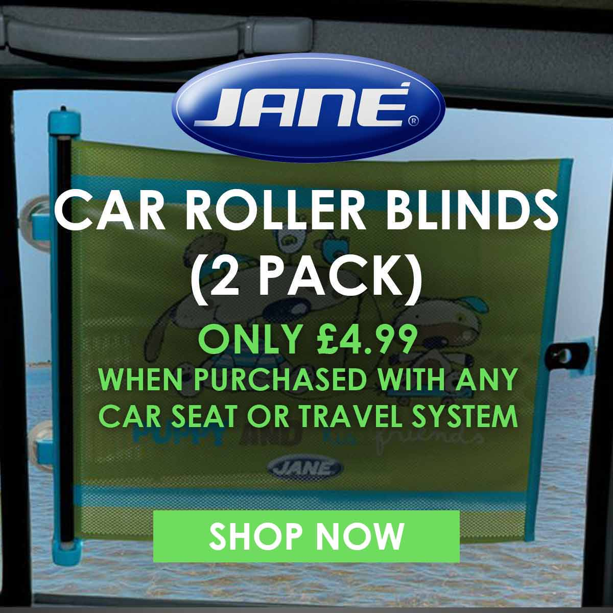 Jane roller blinds