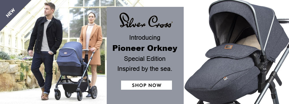 New Silver Cross Pioneer Orkney SPECIAL EDITION