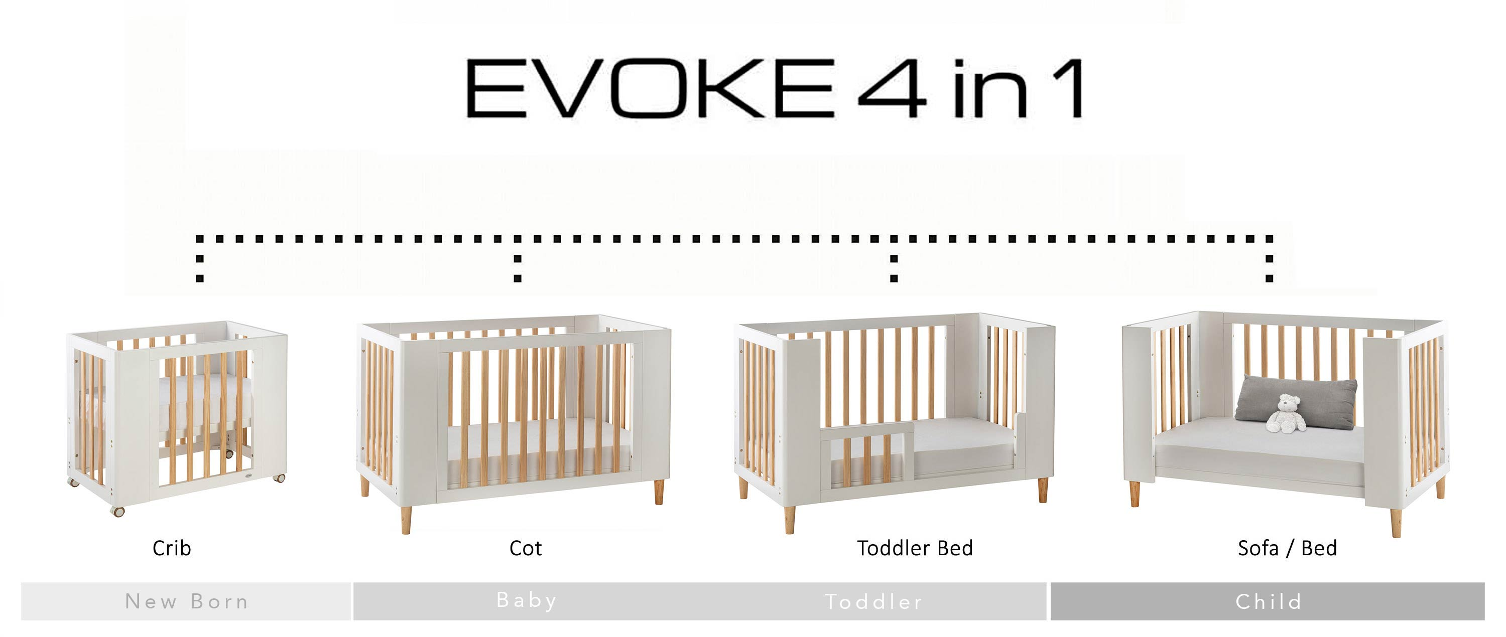 Evoke 4in1 Natural