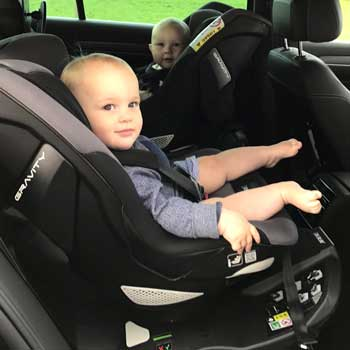 Group 0-1 combination car seats explained