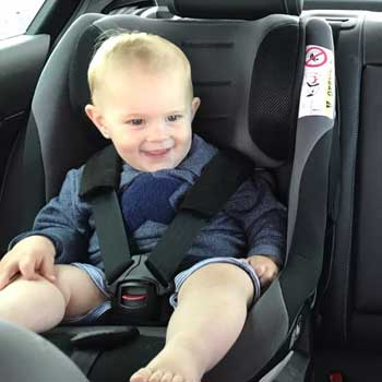 Group 1 forward facing car seats explained