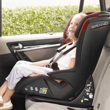 Group 1-2-3 forward facing car seats explained