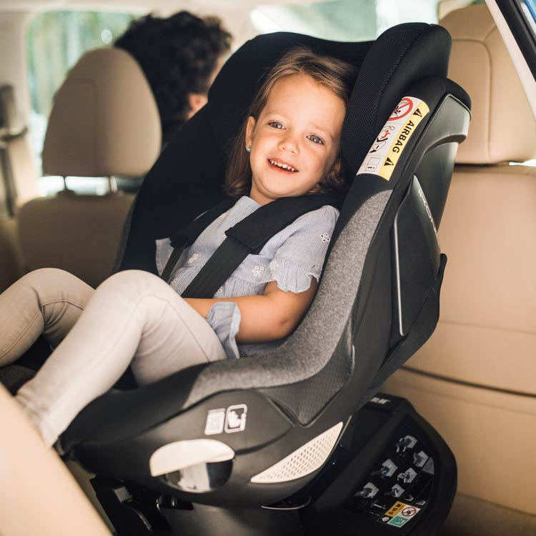 Jane IKONIC iSize car seat