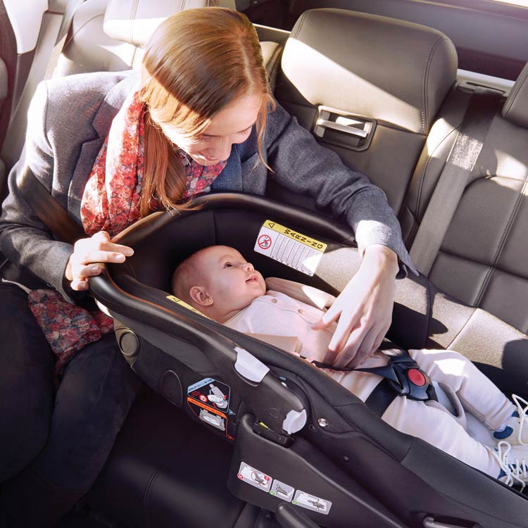 Jane MATRIX LIGHT 2 Car seat and carrycot Lie-Flat