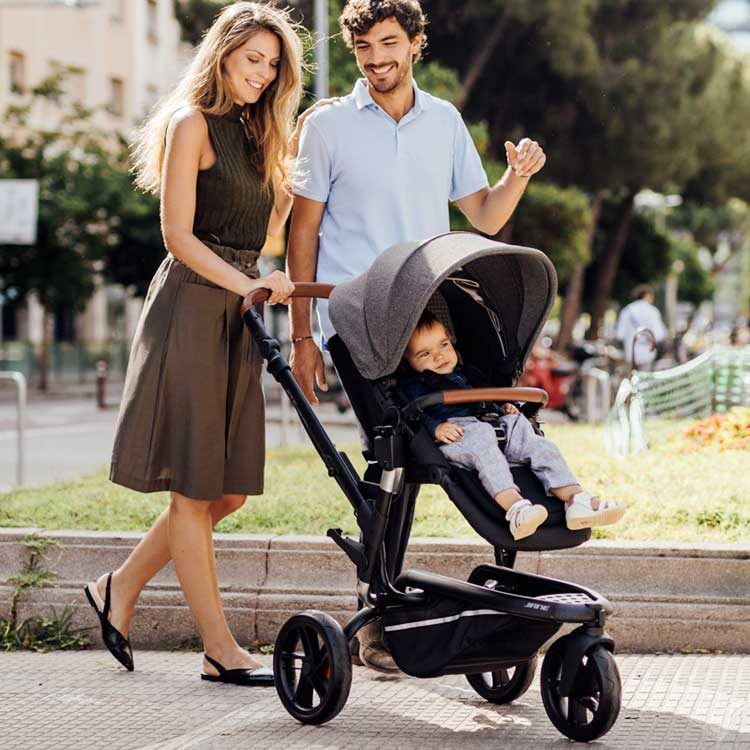 Jane Trider 3 wheel all-terrain Pushchair & Travel Systems