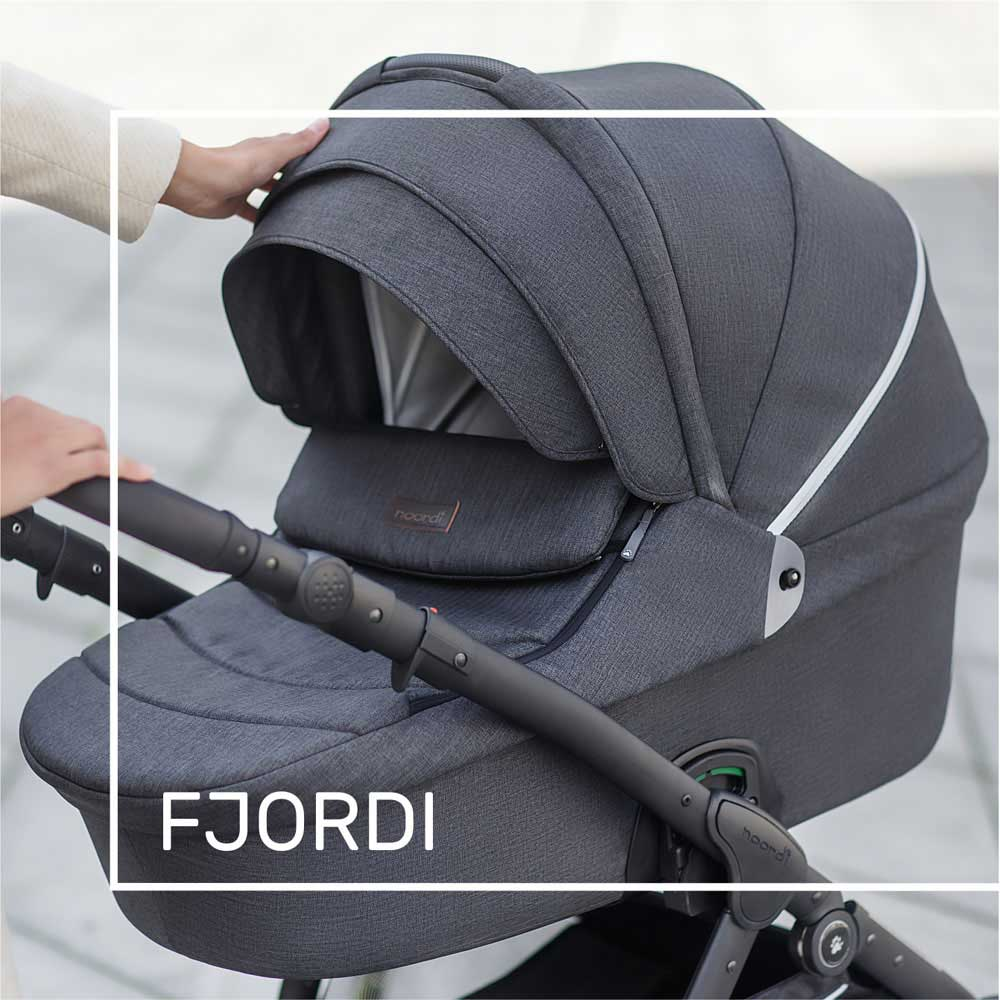 Noordi Spacious Thermal carrycot