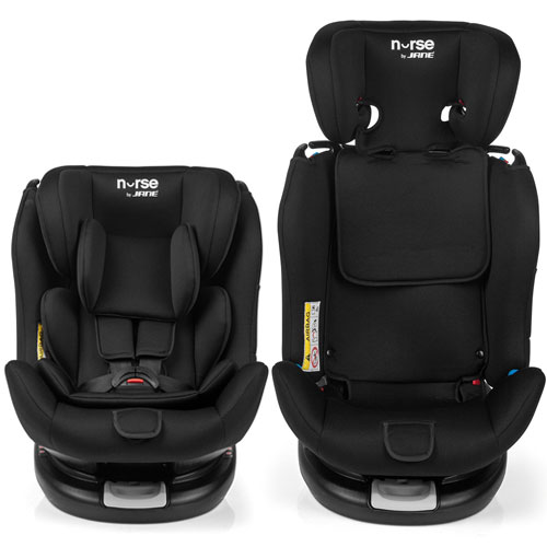 Great value from birth to 12 years car seat