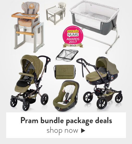 Pram Bundle & Starter Package Deals