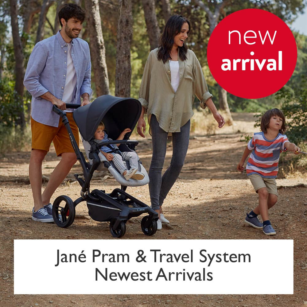 New Jané Prams just in