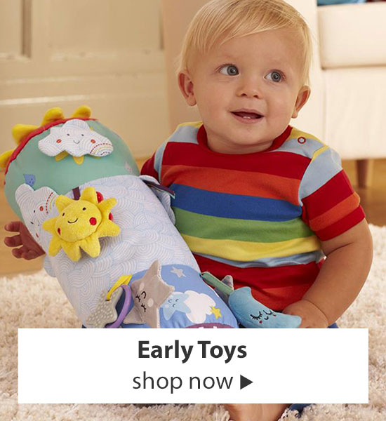 Shop Early Toys