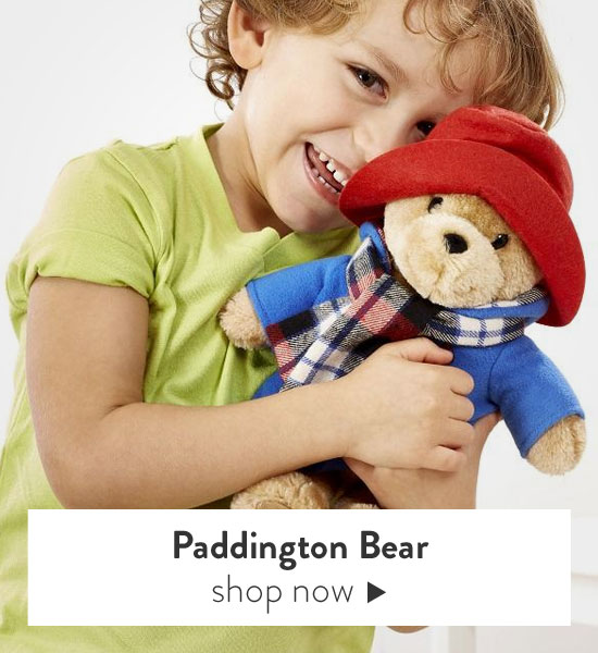 Paddington Bear Toys