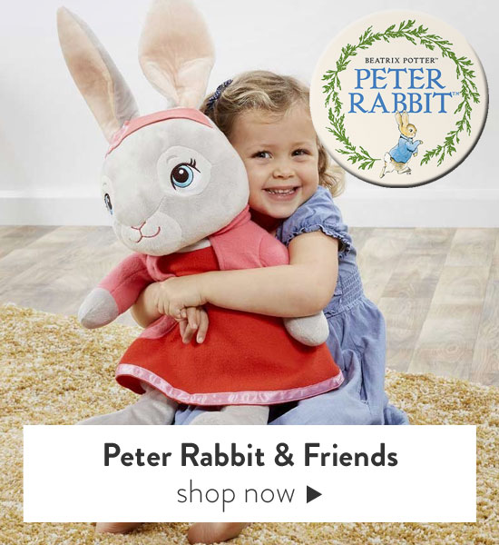 Beatrix Potter Peter Rabbit and friends