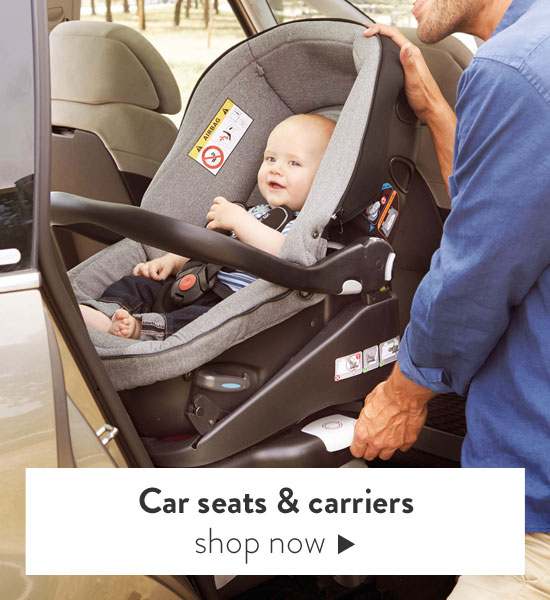 Child car seats & Baby Carriers