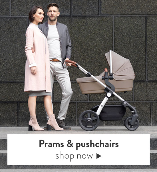 Prams, Travel systems & Pushchairs