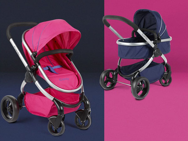 iCandy MiPeach Dolls Prams