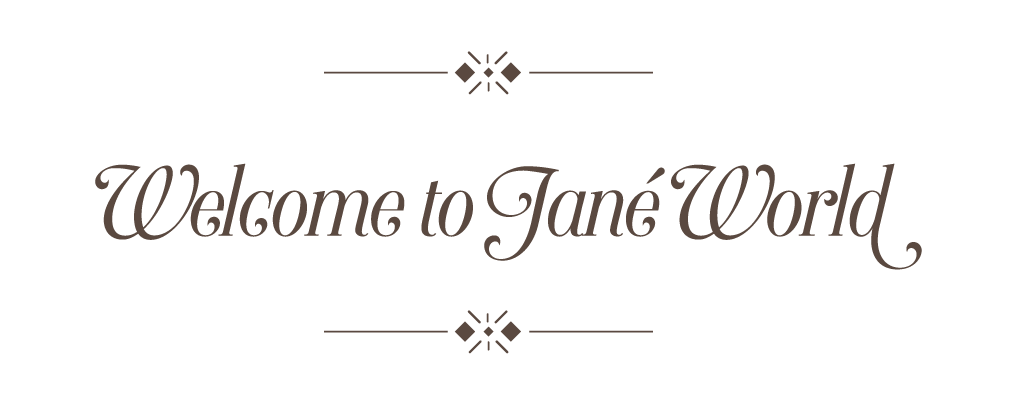 Welcome to the world of Jane