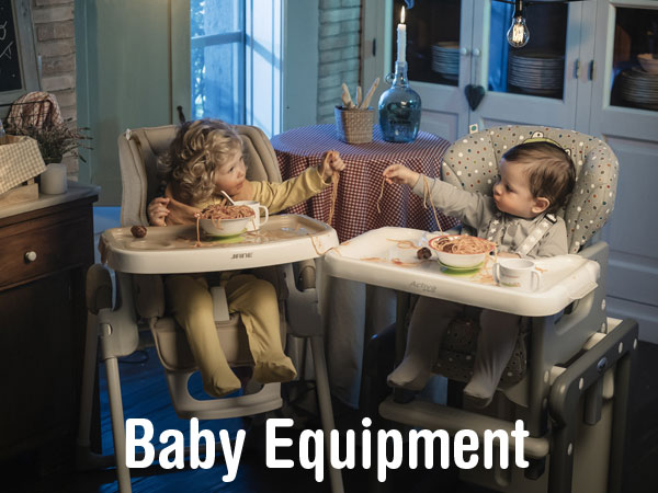 Jane Baby Equipment Collection