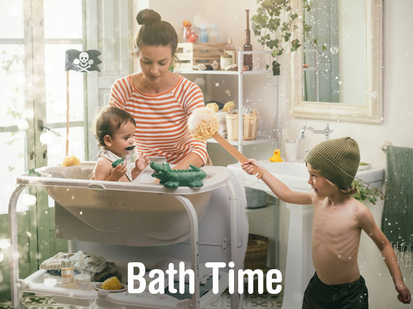 Jane Bath time products