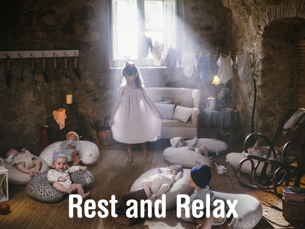 Jane Rest & Relax Collection