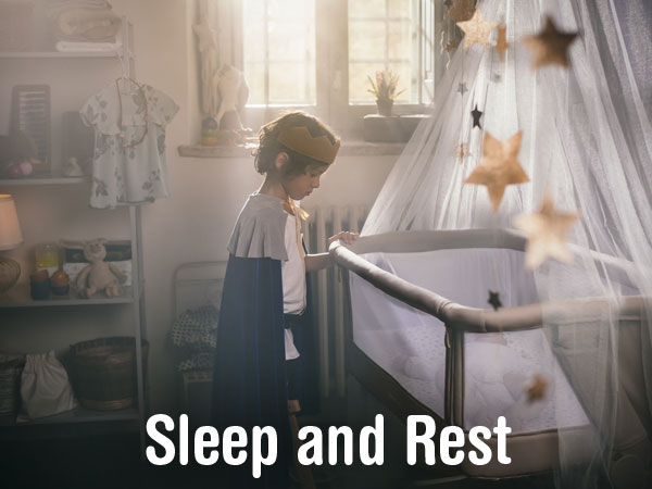 Jane Sleep and Rest Collection
