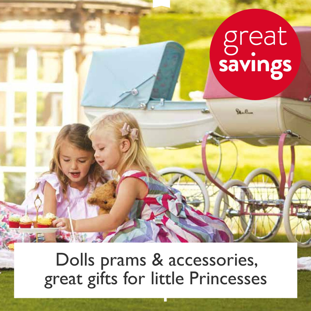 Shop Dolls prams