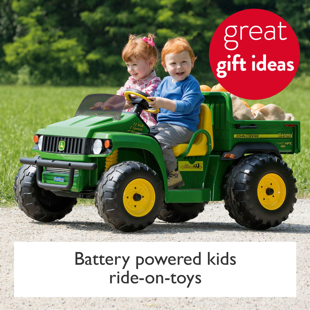 Battery ride on toys
