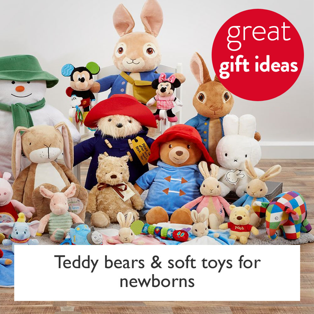 Shop Soft teddies