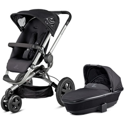 Quinny Buzz 3 + Foldable Carrycot 3in1 pram