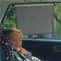 Clippasafe Roller Sun Blinds (Twin Pack)