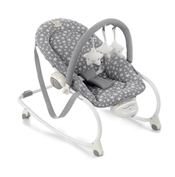 Evolution Musical Rocker & Toddler chair by Jane