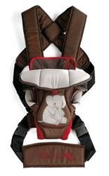 Jane Travel baby carrier 3 positions