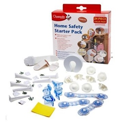 Clippasafe Home Safety Starter Pack