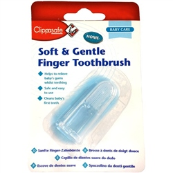 Clippasafe Finger Tooth Brush