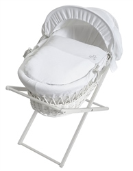 Baroo My Little Stars Moses Basket