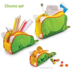 Trunki Dino Travel Chum Set