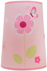 Kids Line Bella Ceiling Fit Lamp Shade