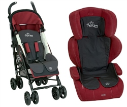 Jane Seat Padding for Pushchair & Group 123 Car Seats
