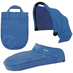 Oyster Carrycot Colour Pack