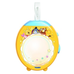 Tomy Winnie the Pooh Lullaby Dreams Lightshow