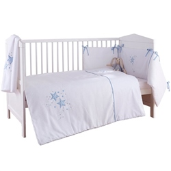 Clair De Lune Stardust 3 Piece Bedding Bale