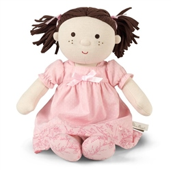 Silver Cross Rosie Traditional Rag Doll