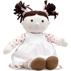 Silver Cross Bronte Traditional Rag Doll