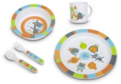Microwave Crockery Set by Jane