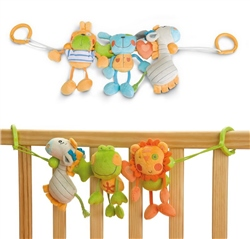 Jane Activity toy string