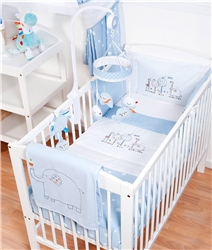 Red Kite Hello Ernest Cosi Cot Bedding Bale