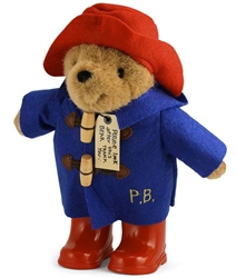 Rainbow Designs Classic Paddington Bear with Boots + tag