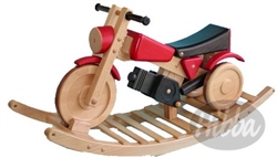 Hibba Free Rider 2 in 1 Rock & Ride Trike Colour