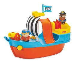 Parents Ahoy Matey! Bath Time Ship