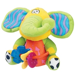 Playgro Zany Zoo Elephant Playmate